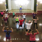 Zumba Party in Support of Burlington Food Bank